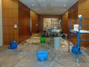 Emergency Water Extraction Clearwater FL Able Builders Able Restoration
