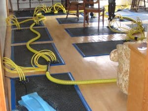 Water Damage Restoration Process Clearwater